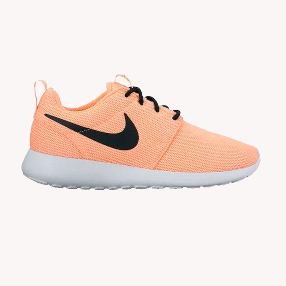 Tenis Nike WMNS Roshe One Naranja