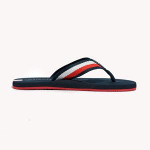 Sandalias   Tommy Hilfiger® TH Stripe Flip Flop Desert Sky