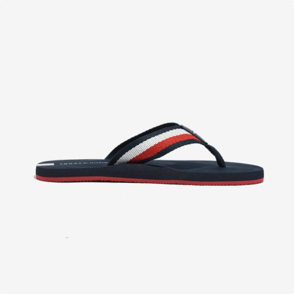 Sandalias   Tommy Hilfiger® TH Striper Flip Flop Desert Sky