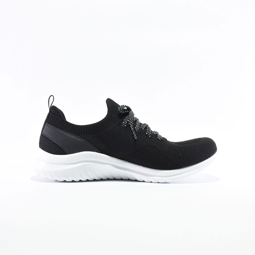 Tenis   Skechers Ultra Flex 2.0 Best Gal Black/White