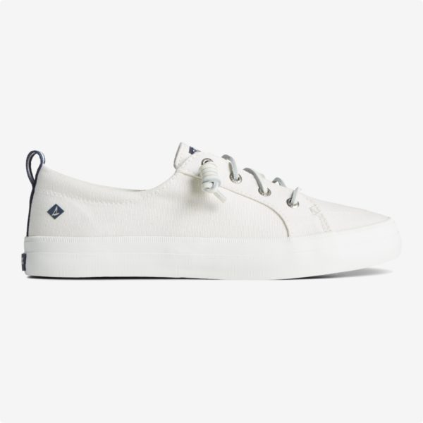 Tenis Casuales   Sperry® Crest Vibe Linen White