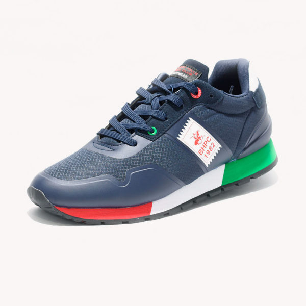 Tenis | Beverly Hills Polo Club® Bling Navy