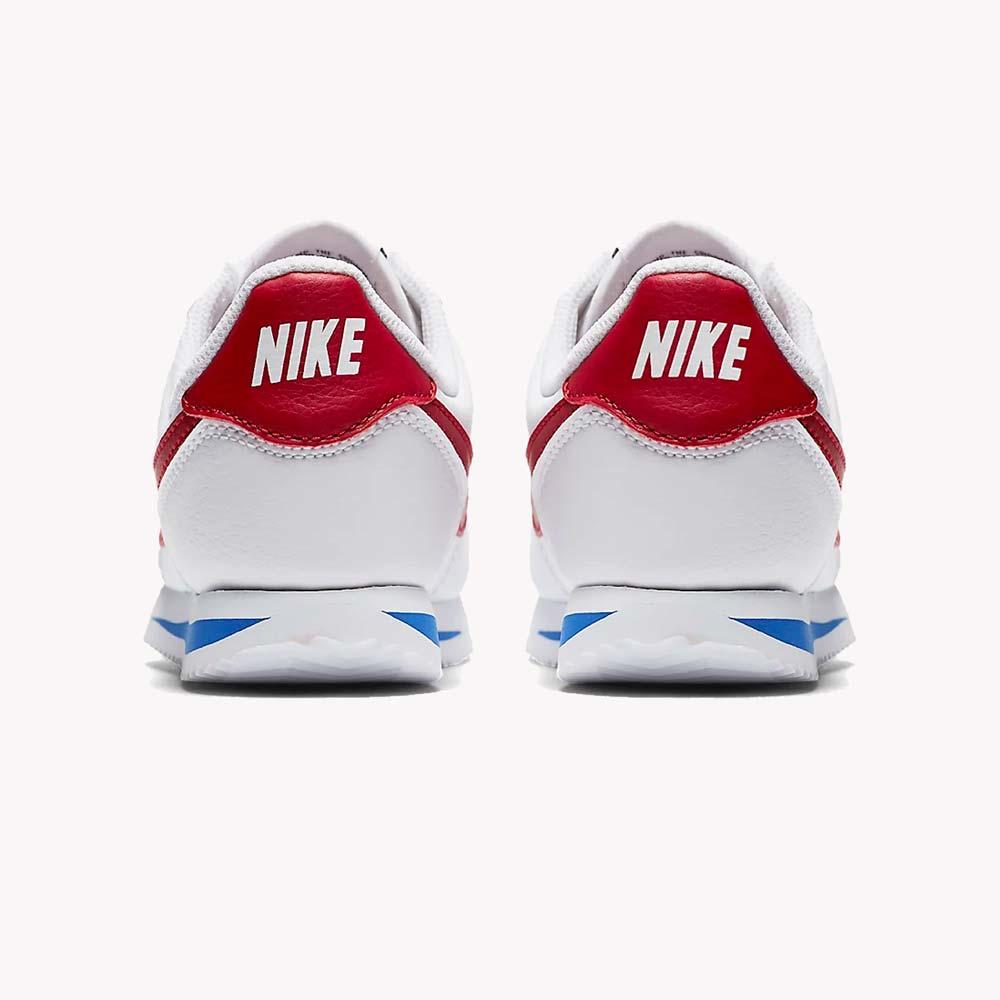 Tenis | Nike Cortez Basic SL (PSV) Blanco/Rojo
