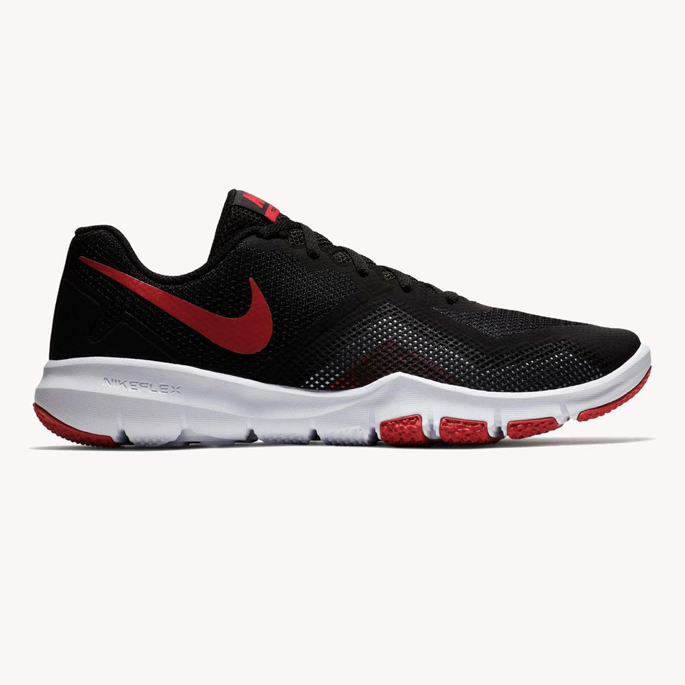 Tenis | Nike® Flex Control II Negro/Rojo