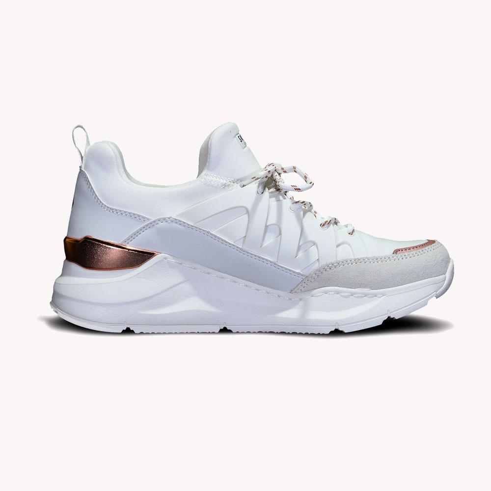 Tenis   Skechers® Rovina Street Rovers White
