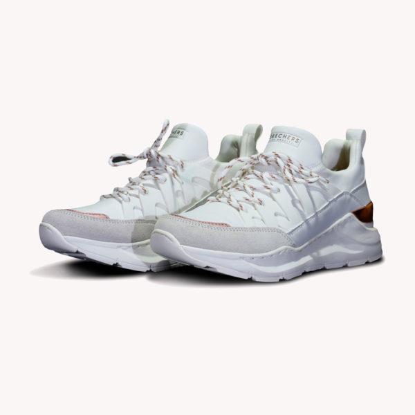 Tenis | Skechers® Rovina Street Rovers White