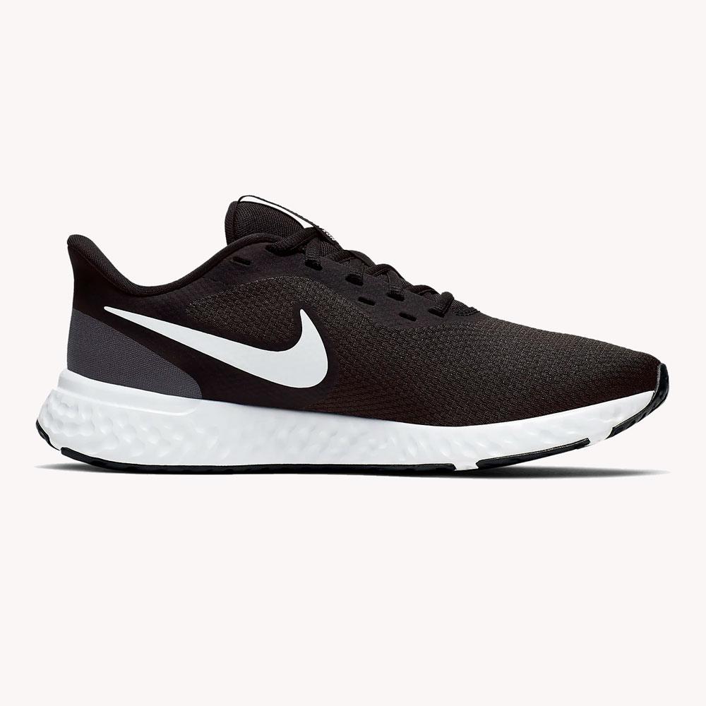 Tenis   Nike Revolution 5 Negros