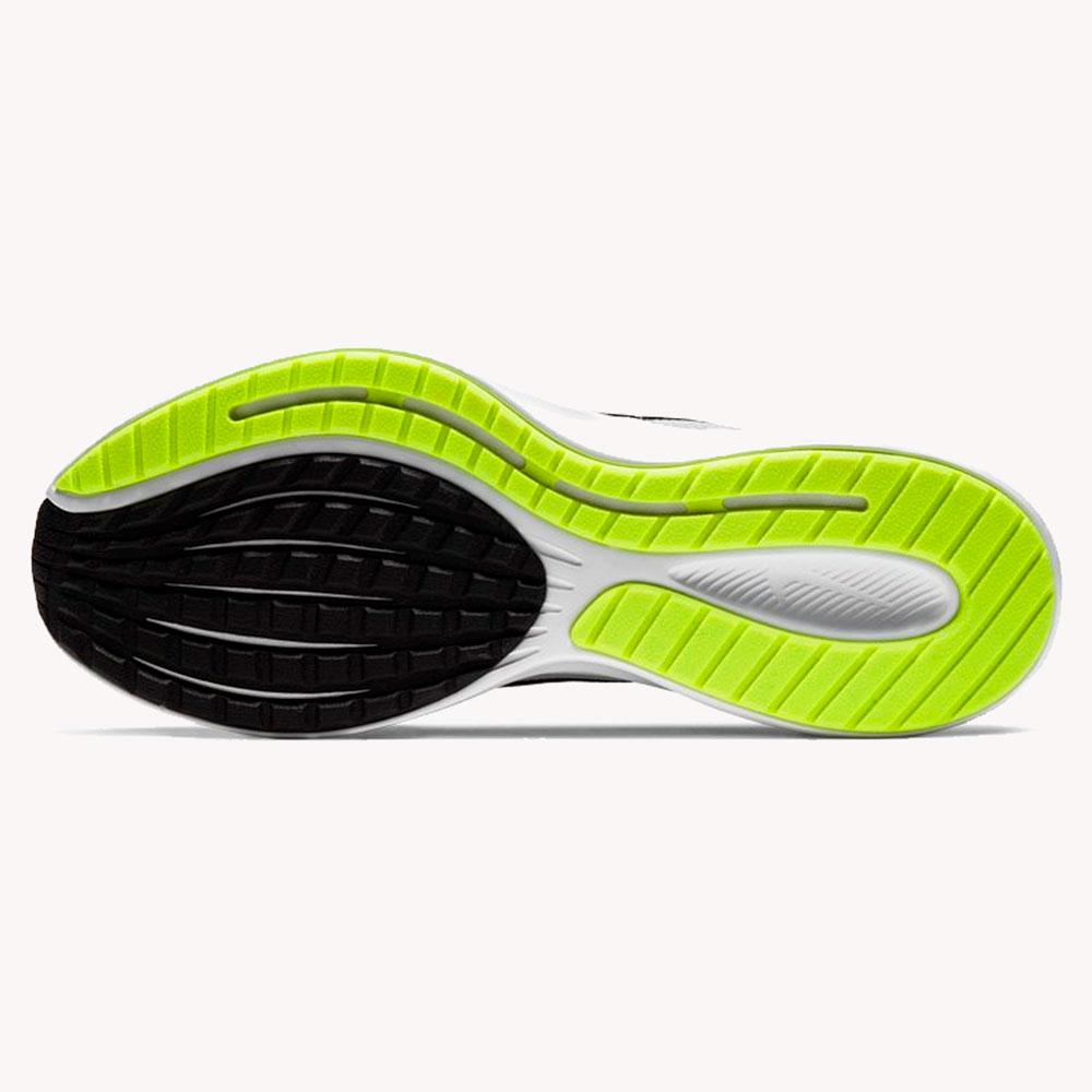 Tenis   Nike® Run All Day 2 Negro/Verde