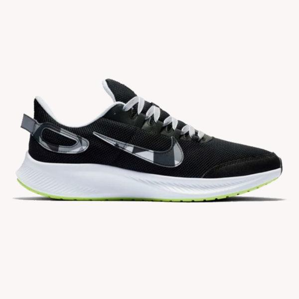 Tenis | Nike® Run All Day 2 Negro/Verde