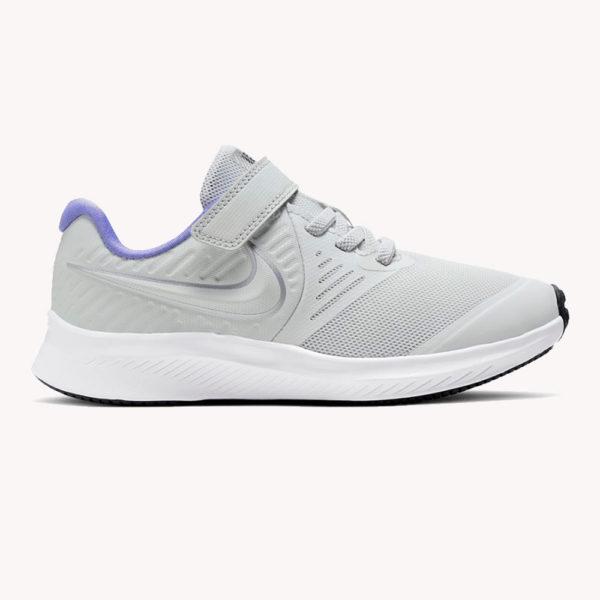 Tenis | Nike® Star Runner 2 (PSV) Gris