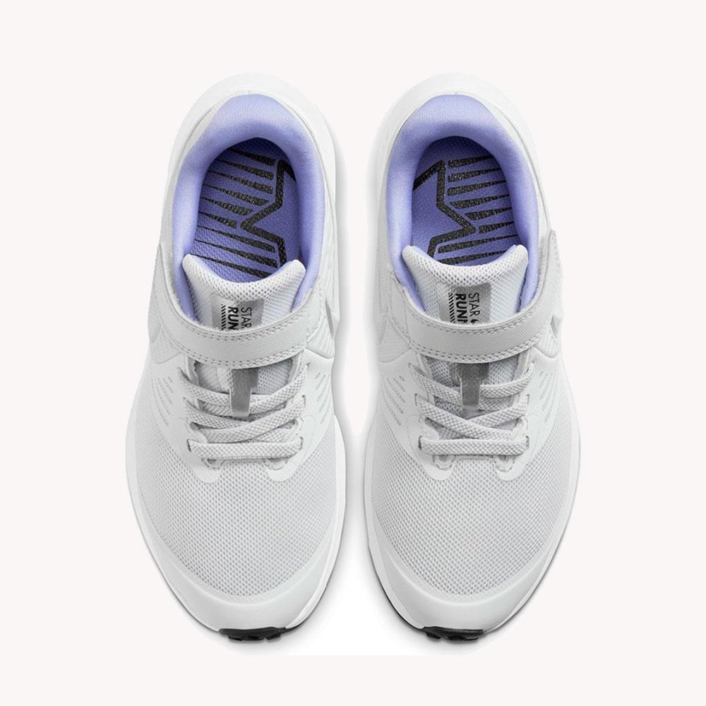 Tenis   Nike® Star Runner 2 (PSV) Gris