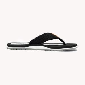 Chanclas | Tommy Hilfiger® TH Patch Flip Flop Black