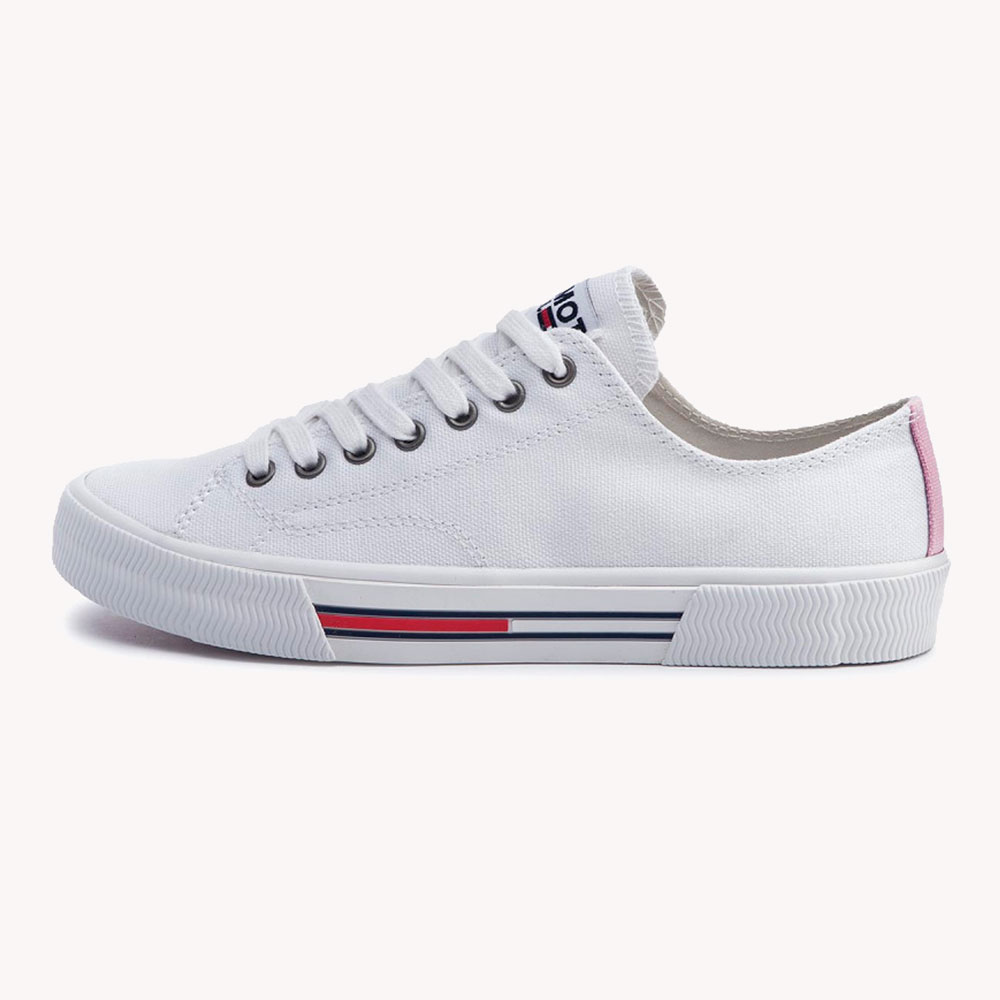 Tenis | Classic Tommy Jeans White