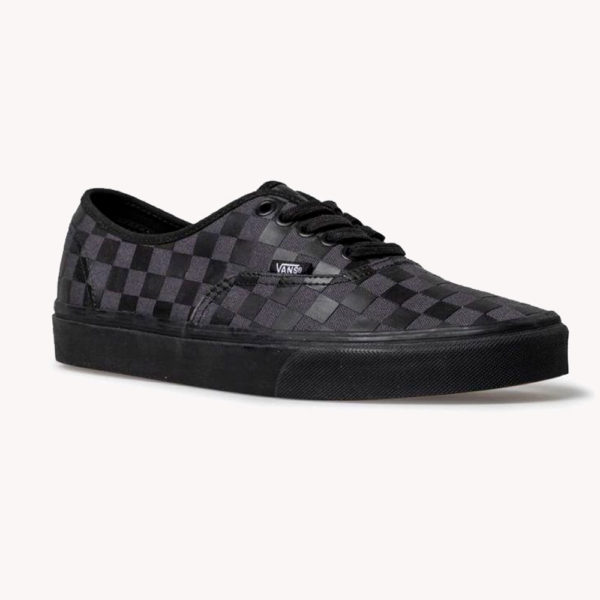 Tenis | Vans Authentic Black/Checkboard