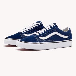 Tenis   Vans Old Skool Blue/White