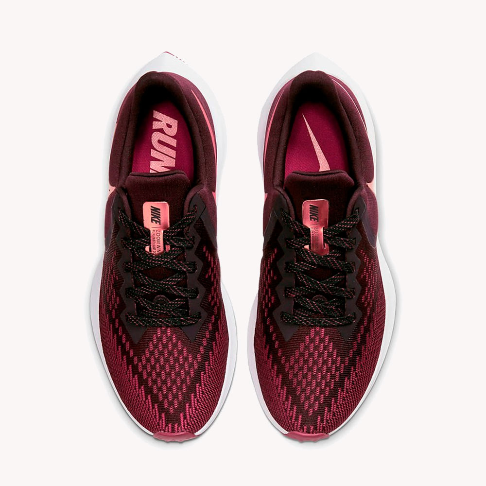 Tenis | Nike® Zoom Winflo 6 Vinotinto