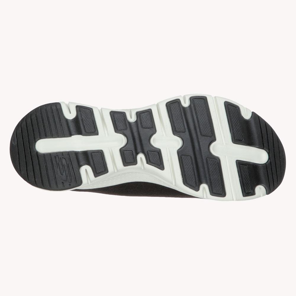Tenis   Skechers Arch Fit Black/White