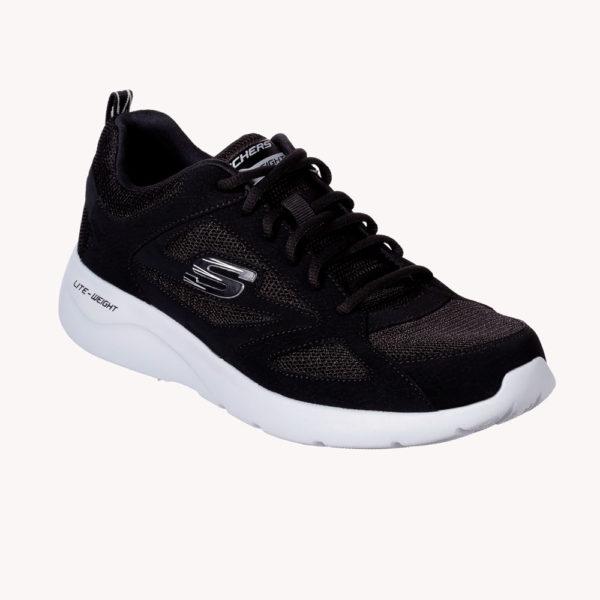 TENIS   Skechers Dynamight 2 0-Fallford Black