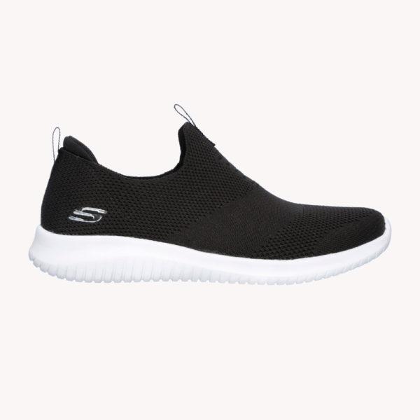 Tenis | Skechers Ultra Flex First Take Black/White