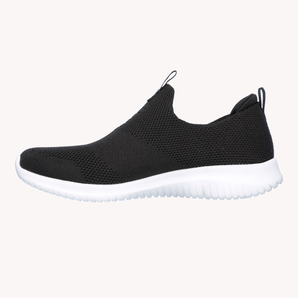 Tenis   Skechers Ultra Flex First Take Black/White