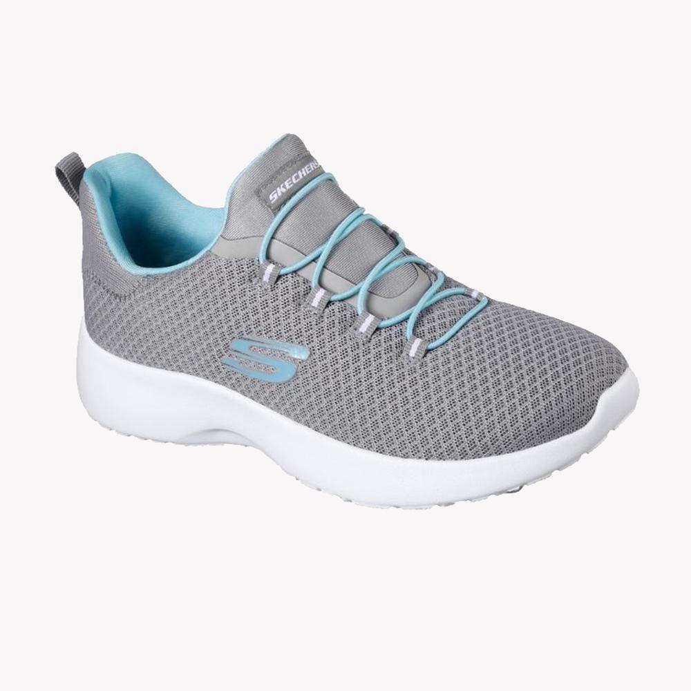 Tenis   Skechers Dynamight Gris/Azul