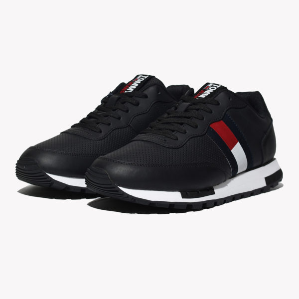 Tenis | Tommy Jeans Leather Runner Retro