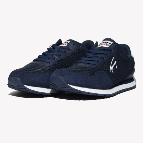 Tenis | Tommy Jeans Mix Runner Navy