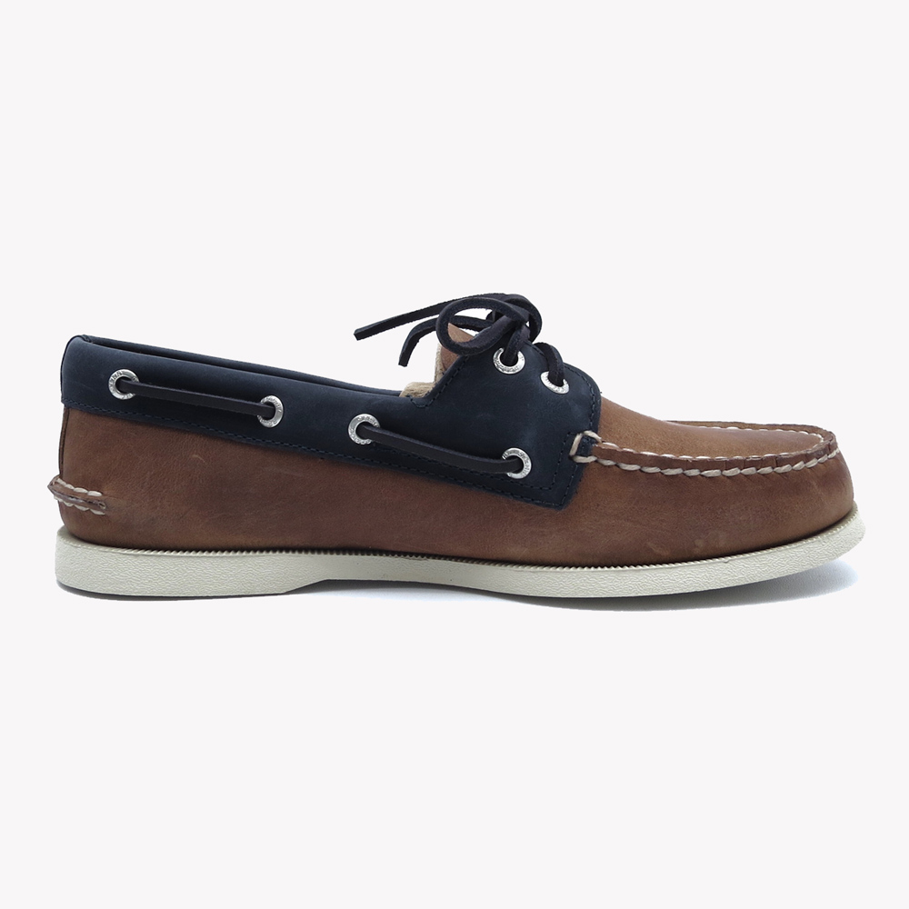 Tenis Casuales | Sperry Authentic Original 2 Eye WH