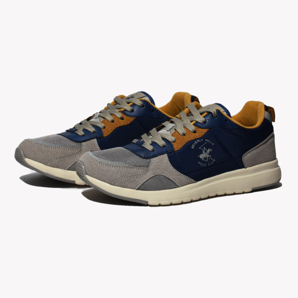 Tenis | Beverly Hills Polo Club Parker Navy Beige