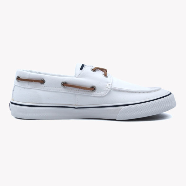 Tenis Casuales | Sperry Bahama II Oxford White
